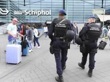 Bewaking op Schiphol in gevaar door hoge werkdruk