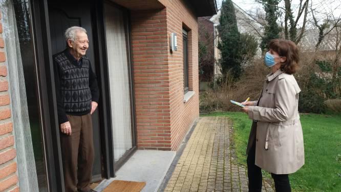 Medewerkers poetsdienst polsen met stoepbezoeken naar welzijn van senioren