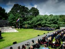 Koning Willem-Alexander en premier Rutte bij herdenking capitulatie Japan