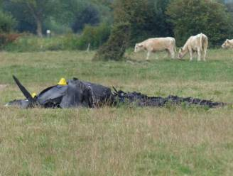 Instructeur en leerling (16) crashen met vliegtuigje