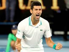 Invincible Djokovic
