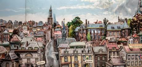 'Madurodam' van oud Nijmegen eindelijk zichtbaar voor publiek