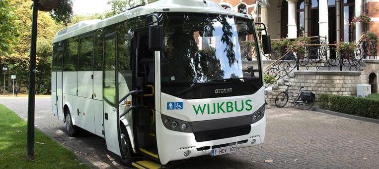 Binnenkort rijdt de wijkbus voor het eerst door Hoeilaart.