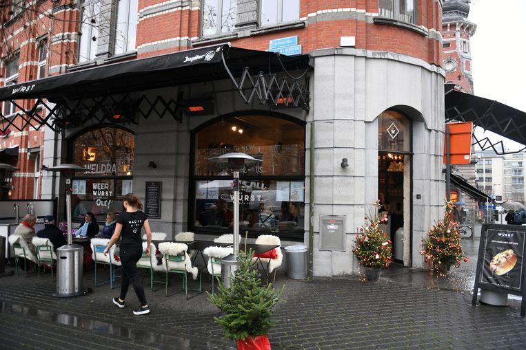 Würst in Leuven heropent de deuren.