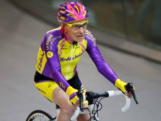 Oudste wielrenner ter wereld overleden