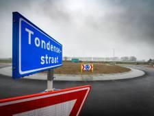 Lucratieve flitspaal bij Zutphense wijk De Hoven weg door aanleg rondweg met 2 rotondes, maar komt-ie terug?
