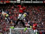 Lukaku daagt oude fans uit na zesde goal voor Manchester United