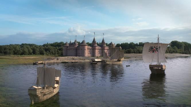De verdwenen havens van Sluis en Brugge komen weer tot leven in het Zwin Natuur Park