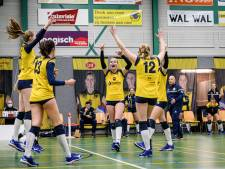 Eurosped sluit af met nederlaag, Set-Up'65 wint in tiebreak