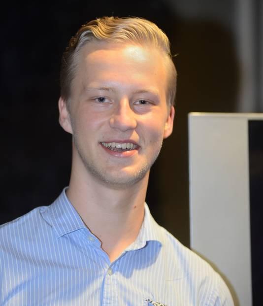 Thijs van Zutphen van Lijst Blanco.