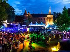 Partyconcurrenten gaan samen horeca Kasteeltuinconcerten Helmond doen