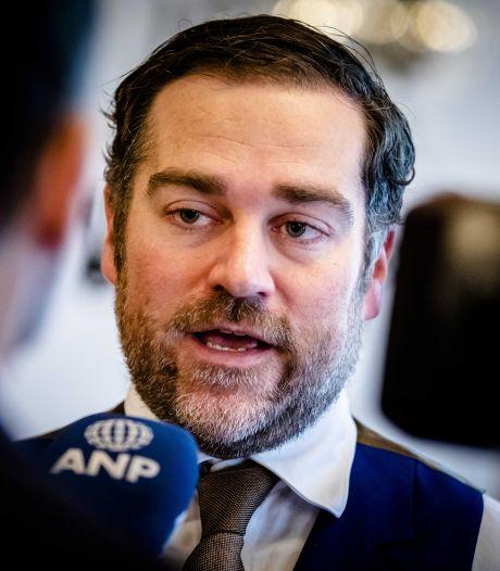 Dijkhoff is éven geen kroonprins meer na wachtgeldrel