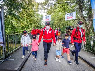 """Na de 'Stop Parkinson Walk' roept Dilbekenaar Ivo Bisschop nu iedereen op mee te stappen met virtueel parcours: """"Elke bijdrage gaat naar onderzoek voor Parkinson"""""""