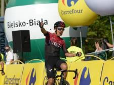 Vainqueur surprise, Carapaz fait coup double au Tour de Pologne
