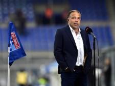 PEC-trainer Art Langeler: 'Terecht van Ajax verloren, maar ook dingen gezien waar we verder mee kunnen'