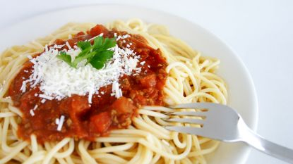 Harmonie Sint-Cecilia houdt spaghettizwier
