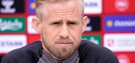 """Kasper Schmeichel tacle l'UEFA: """"On nous a mis dans une position incorrecte"""""""