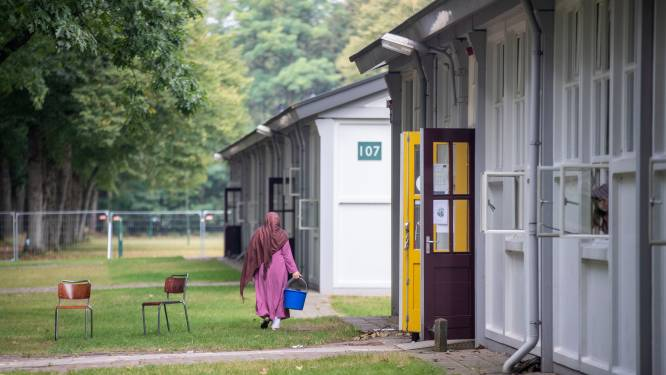 Bewoners noodopvang Harskamp vertrekken iets later dan gepland