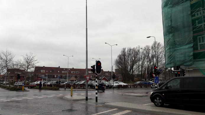 Het Vogelzangterrein aan de Willemstraat in Eindhoven is nu nog in gebruik als parkeerterrein. De buurt vreest de parkeerdruk als hier woningen gebouwd worden.