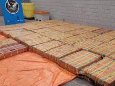 Een van de grootste cokevangsten in Rotterdamse haven: 3000 kilo coke onderschept