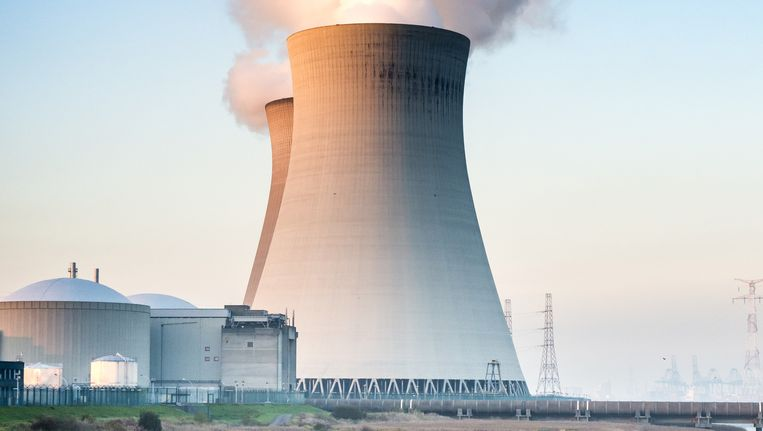 Kerncentrale van Doel Beeld RV