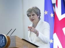 EU-burgers mogen ook na de  brexit blijven van Britse premier