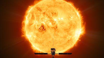 Unieke gebeurtenis: Europese zonneverkenner vliegt door staarten van komeet ATLAS