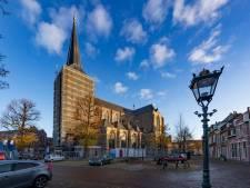 Opknapbeurt toren Bovenkerk in Kampen 1,2 miljoen duurder dan gedacht