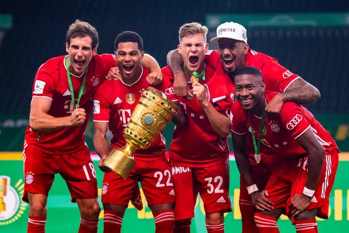 Patron d'Allemagne avec un nouveau doublé Coupe-Championnat, le Bayern va désormais se consacrer à ses ambitions européennes.