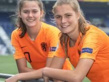 PEC Zwolle Vrouwen ontvangt Marit Auée na haar verblijf van een jaar in Dallas weer met open armen