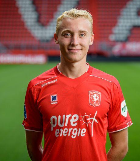 Casper Staring vervangt zieke Kik Pierie en maakt debuut bij FC Twente