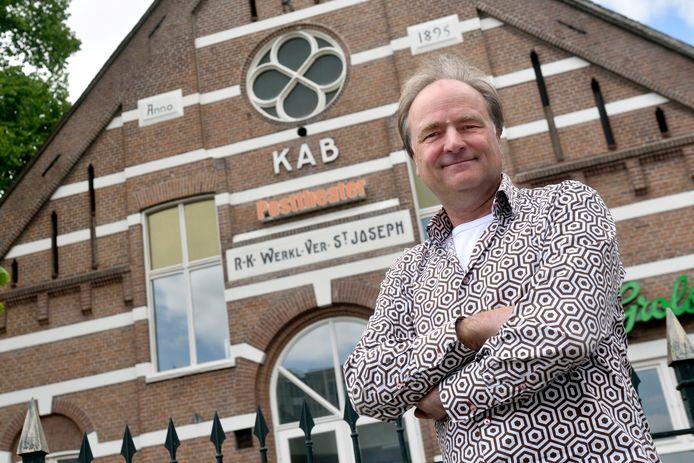 Een foto van Roel Coppelmans uit 2015 voor het Posttheater in Arnhem.