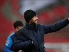 Jansen hunkert naar eerste topduel: 'AZ kan PSV bestrijden zoals Ajax dat deed'