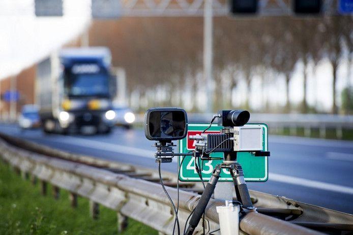 Ook in 2021 gaan de verkeersboetes weer omhoog