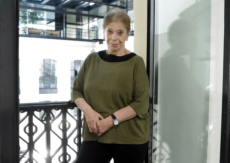 Vivian Gornick, 2018 Beeld EPA