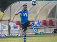 Proefspeler Maaroufi na negentien minuten alweer vertrokken bij FC Eindhoven