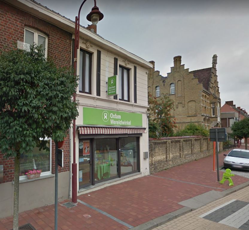 De Oxfam-wereldwinkel in de Marktstraat verhuist volgende maand