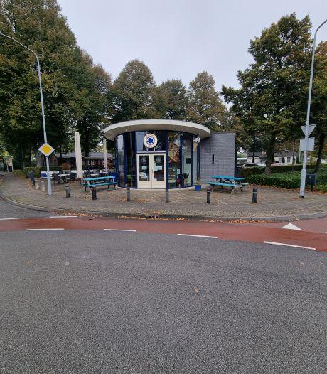 Veel schade na inbraak in cafetaria De Rotonde in Varsseveld
