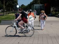 Met de fiets naar station Nijmegen? Na de verbouwing pak je dan gewoon de 'fietsgracht'