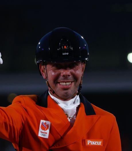 Hans Peter Minderhoud wil ook naar Parijs in 2024; 'Ik wil nog zo graag nóg een medaille'
