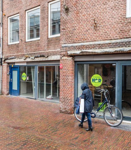 Aantal winkels in de regio daalt opnieuw licht: coronacrisis blijkt nauwelijks van invloed