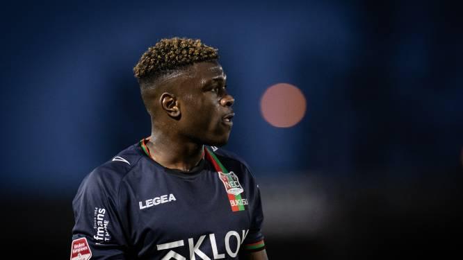 Helmond Sport meldt zich bij NEC voor Duitse verdediger met Angolese roots