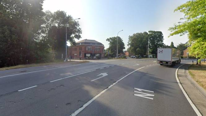 Brusselsesteenweg één nacht dicht door asfalteringswerken in Eppegem