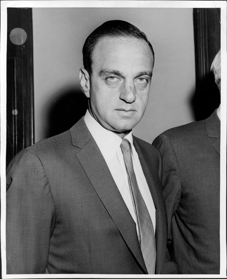 Roy Cohn, 1964. Beeld Getty