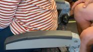 """EasyJet reageert op vliegtuigstoelen zonder rugleuning: """"Tijdens vlucht mag er niemand zitten"""""""