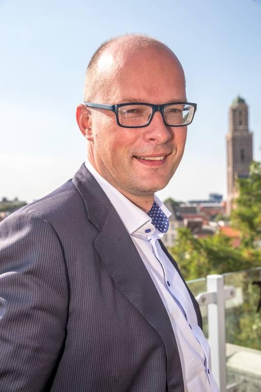 Wethouder Jan Brink