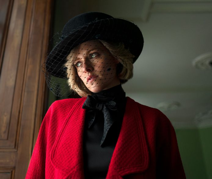 Kristen Stewart als prinses Diana in 'Spencer'