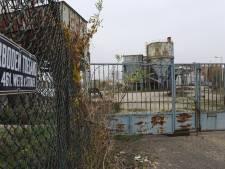 De betoncentrale wordt weer een betoncentrale
