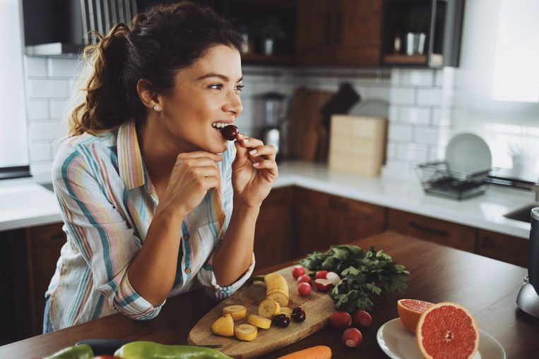 Fruit gezondst Beeld Getty Images