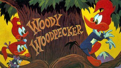 Woody Woodpecker maakt comeback op YouTube